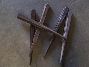 Safety Wooden Stakes
