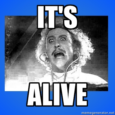 It's Alive! - from Young Frankenstein
