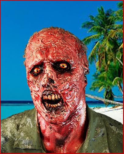Beach Zombie