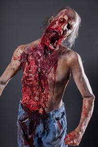 Jawless Zombie Martin