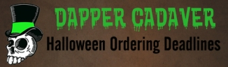halloween ordering deadlines