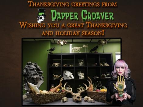 happy thanksgiving blog