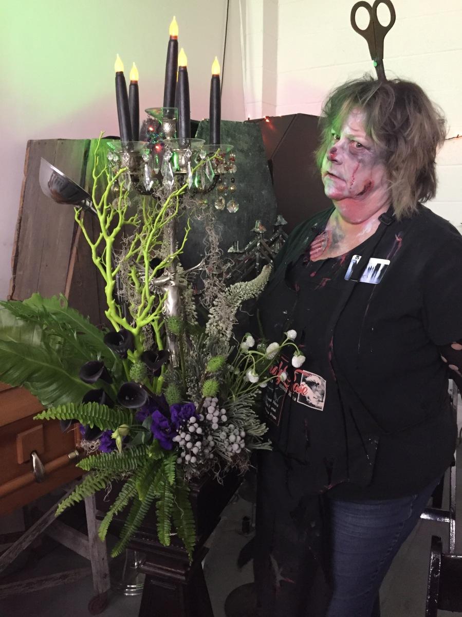 Corri Levelle - costume contest runner-up