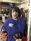 Laura Richarz - costume contest runner-up